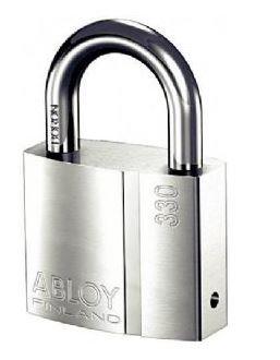 PL330/25-PT-UA UNASSEMBLED Grade 3 Protec Padlock