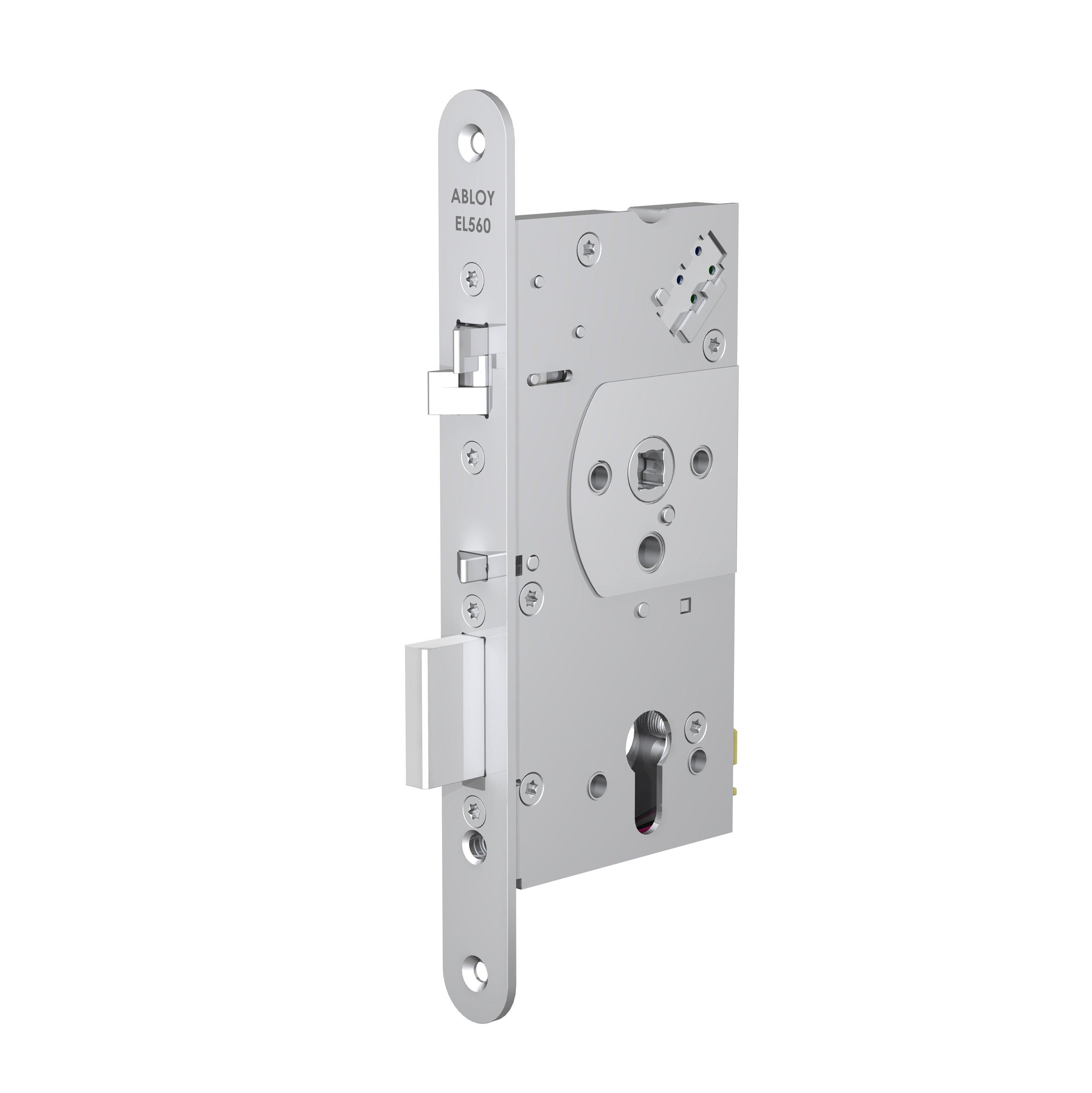 El560 Handle Controlled Lock Case For Solid Doors
