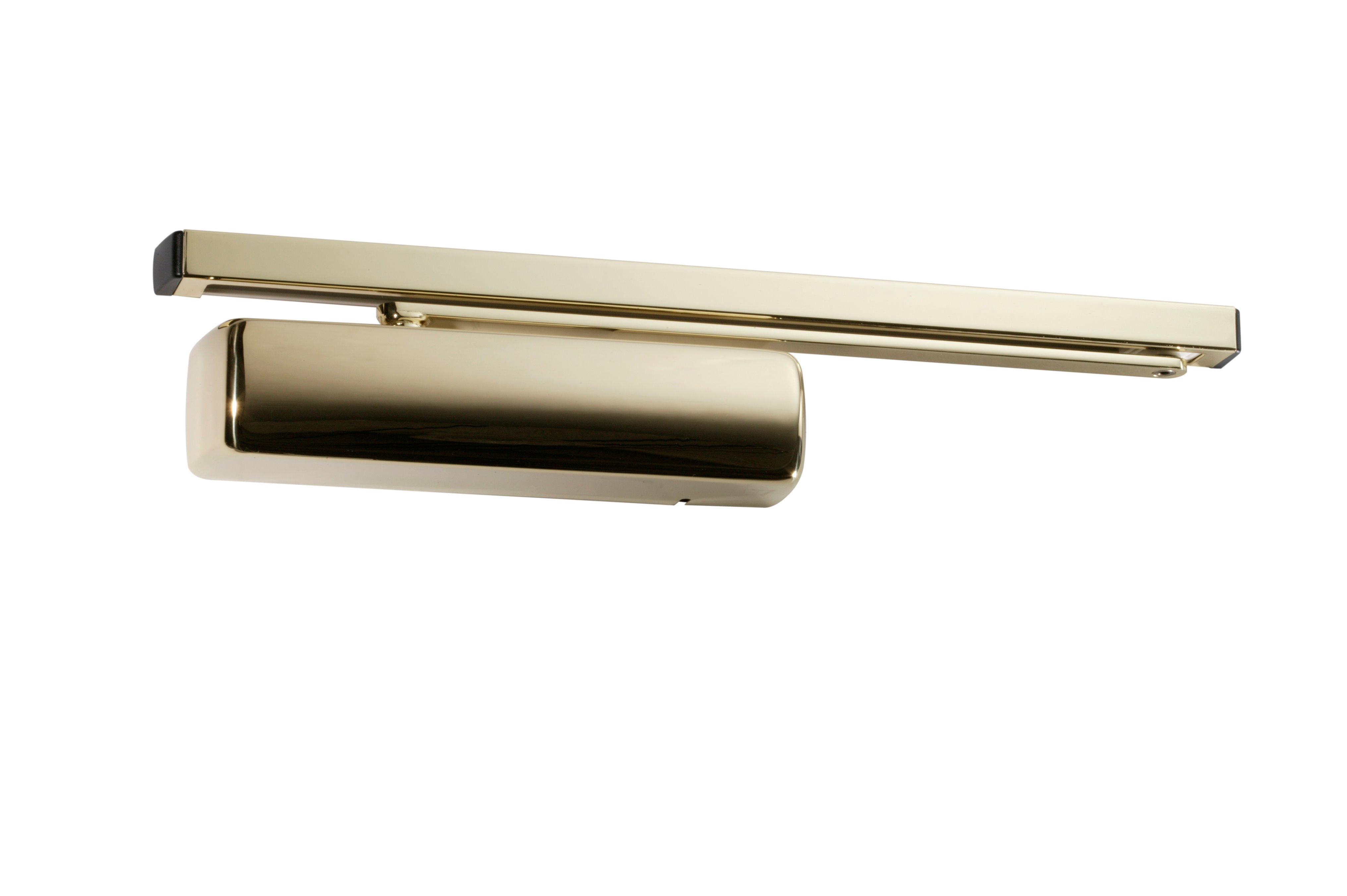 DC330 Bright brass