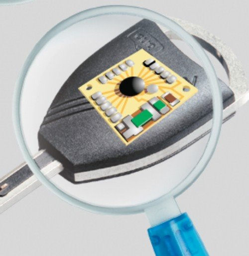ABLOY CLIQ locking technology